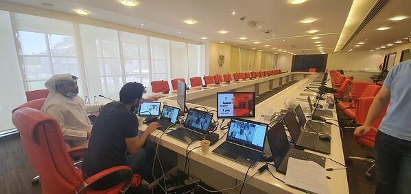 UAE Football Federation's virtual AGM